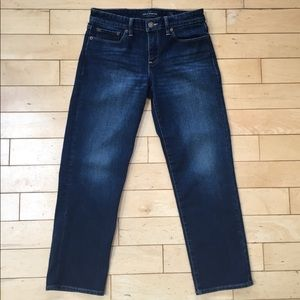 Lucky Brand Women's Sweet Crop Jeans size 6/28